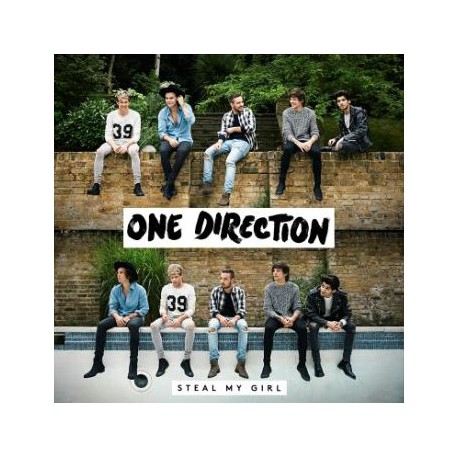 One Direction CD singolo: Steal My Girl