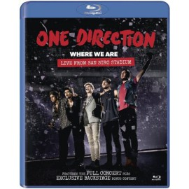 Blu-Ray: Where We Are - Live from San Siro Stadium