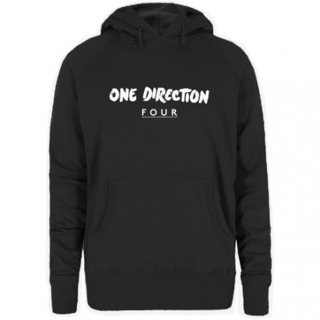 ONE DIRECTION - FELPA FOUR CON CAPPUCCIO