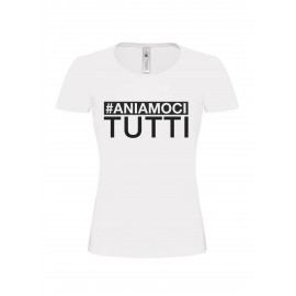 "One Direction - T-shirt ""ANIAMOCI TUTTI"""