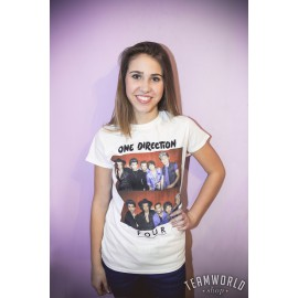 ONE DIRECTION - T-SHIRT FOUR