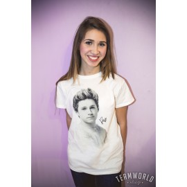 One Direction Niall Horan T-shirt - nuovo modello