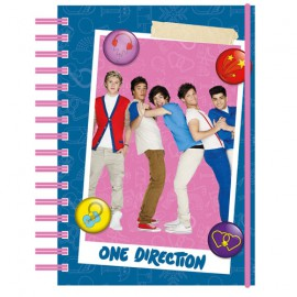 One Direction: Notebook