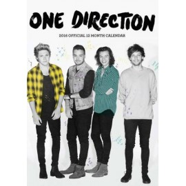 One Direction: Calendario 2016 Ufficiale