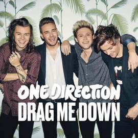 One Direction CD singolo: Drag Me Down