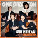 One Direction Made in the A.M. album, versione DELUXE