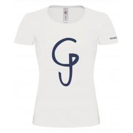 T-shirt Gemeliers - bianca e nera