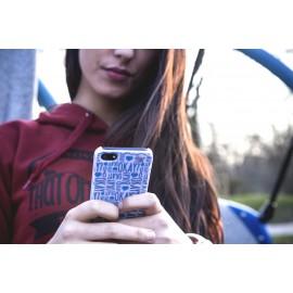 COVER Iphone 5/5s e Samsung Galaxy S4 - Colpa Delle Stelle - BIANCA