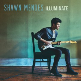 Shawn Mendes Illuminate - album versione DELUXE