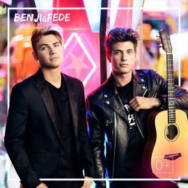 Benji e Fede album 0+ copertina