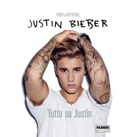 """Libro Bieber """"Tutto su Justin"""""""