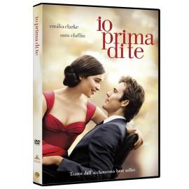 DVD - Io Prima di Te (Me before you)
