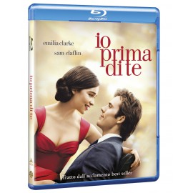 Blu-Ray - Io Prima di Te (Me before you)