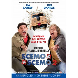 DVD: Scemo & Più Scemo 2