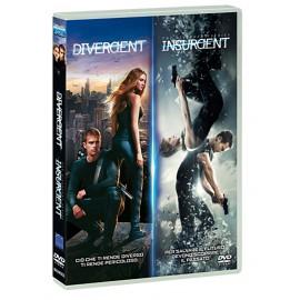 "Cofanetto ""Divergent + Insurgent"""