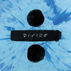 "Ed Sheeran album: ÷ ""Divide"" versione Standard"