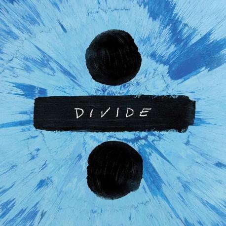 """Ed Sheeran album: ÷ """"Divide"""" versione Standard"""