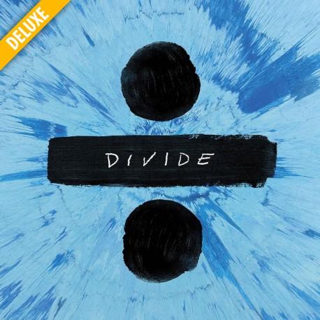 """Ed Sheeran album: ÷ """"Divide"""" versione Deluxe"""