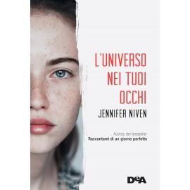 Libro Jennifer Niven - L'universo nei tuoi occhi