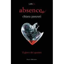 Libro Chiara Panzuti - ABSENCE Il gioco dei quattro