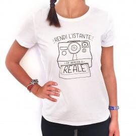 "T-shirt ""Polaroid"" RIKI"