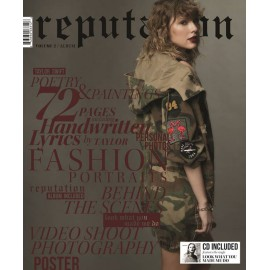 CD TAYLOR SWIFT - REPUTATION SPECIAL VERSION VOL.1