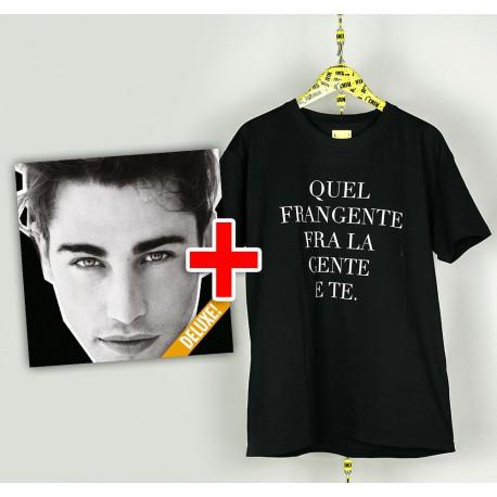 "Bundle RIKI Mania Deluxe + T-shirt ""Quel frangente tra la gente e te"""