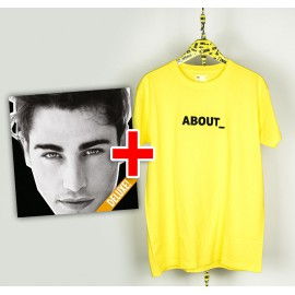 "Bundle RIKI CD Mania Deluxe e T-shirt ""About_"""
