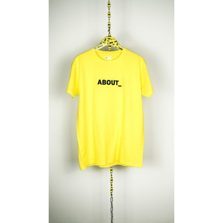 "RIKI_MANIA - T-shirt ""About_"""