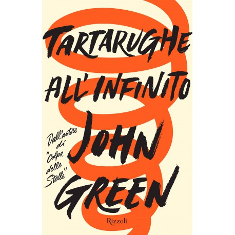 Libro Tartarughe All'Infinito - John Green