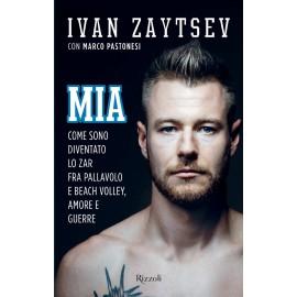 Libro - MIA di Ivan Zaytsev