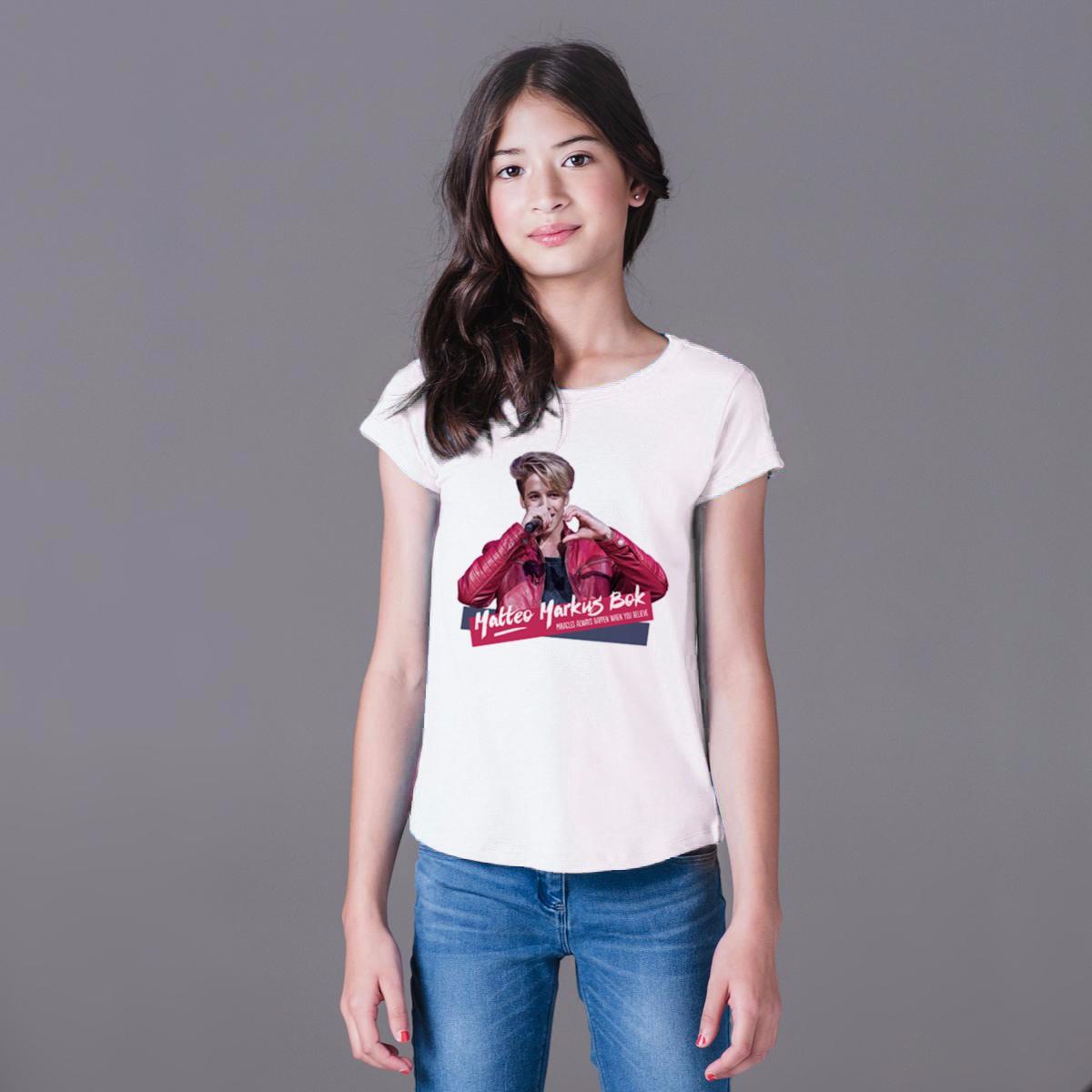 Acquista ora la maglietta di Matteo Markus Bok 14c2a0c01888