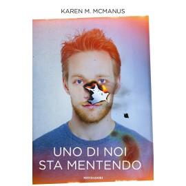 Libro - Uno di noi sta mentendo di Karen McManus