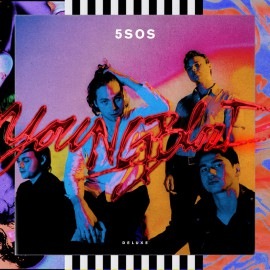 CD 5SOS - YOUNGBLOOD Versione Deluxe
