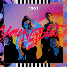 CD 5SOS - YOUNGBLOOD Versione STANDARD