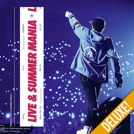 CD RIKI - Live & Summer Mania Versione DELUXE