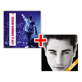 BUNDLE CD RIKI Live & Summer Mania e CD MANIA versione DELUXE