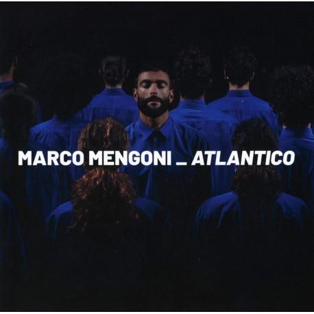CD Marco Mengoni - Atlantico versione standard