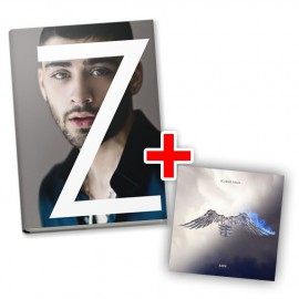 CD Zayn - Icarus Falls in versione explicit