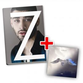 BUNDLE CD Zayn - Icarus Falls e Autobiografia Ufficiale