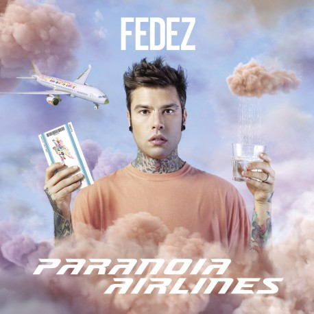 CD Fedez - Paranoia Airlines