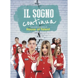 Libro House Of Talent - Il sogno continua