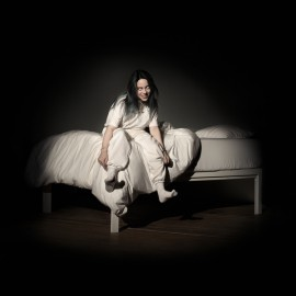 CD Billie Eilish - When We All Fall Asleep, Where Do We Go?