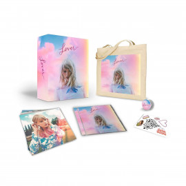 CD Taylor Swift - Lover versione super deluxe