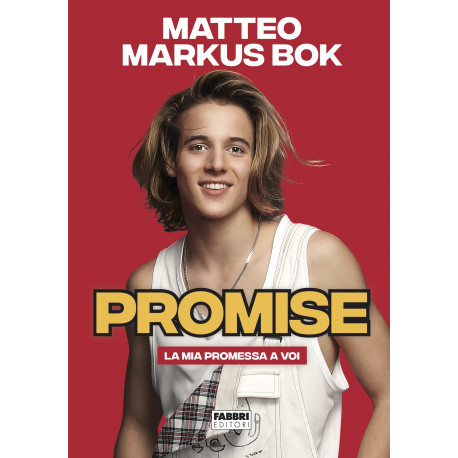 Libro Matteo Markus Bok - Promise
