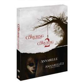 Cofanetto DVD - The Conjuring Universe