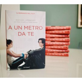 Libro - A Un Metro Da Te