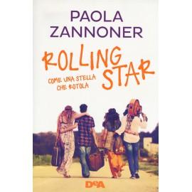 Libro Paola Zannoner - Rolling Star. Come una stella che rotola