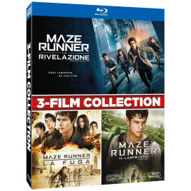 Blu-Ray Maze Runner Collection