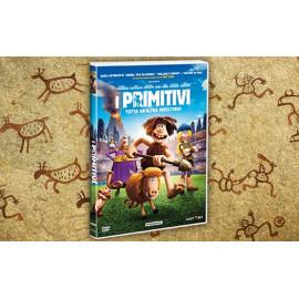 DVD I Primitivi - Tutta un'altra preistoria